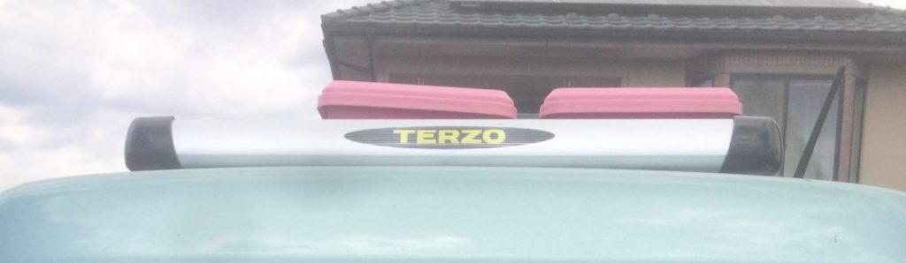 TERZO テルッツォ ルーフラックワイドロング