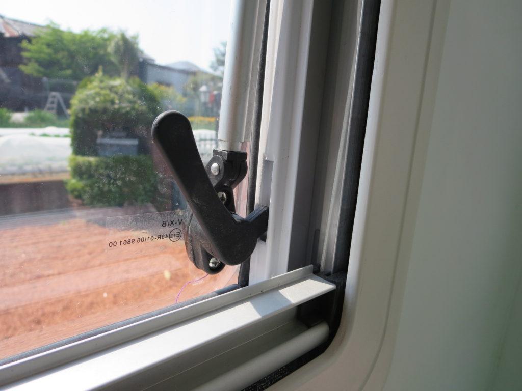 幌馬車くんの窓