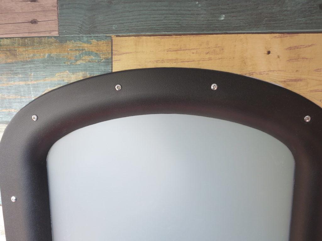 幌馬車くんの扉の装飾