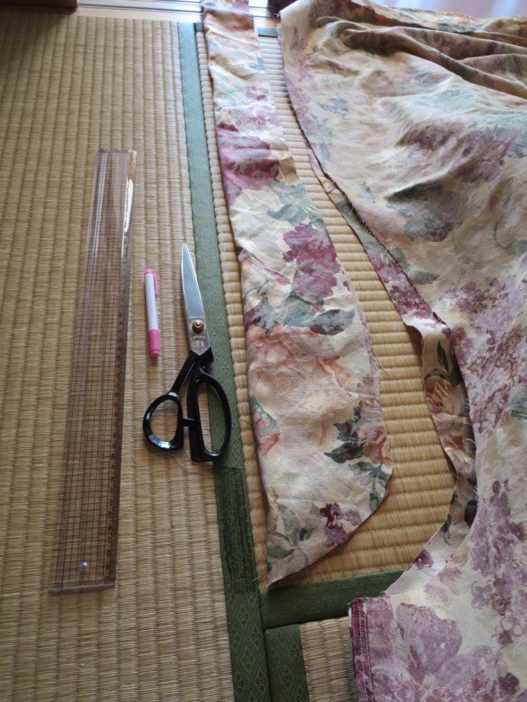 幌馬車くんのソファー・ベッドの敷布団カバー