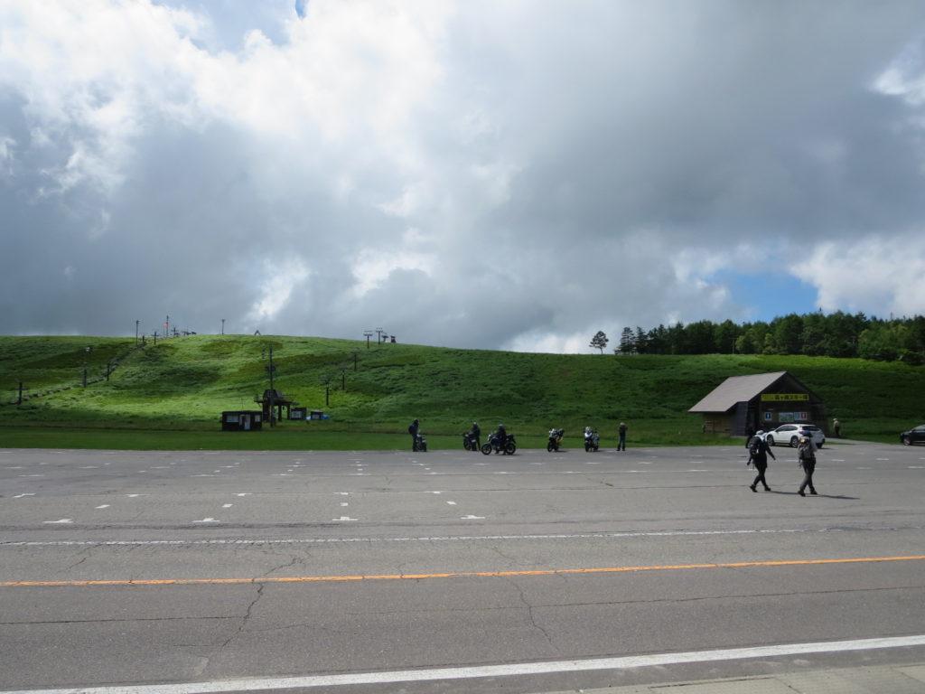 霧ヶ峰スキー場 夏