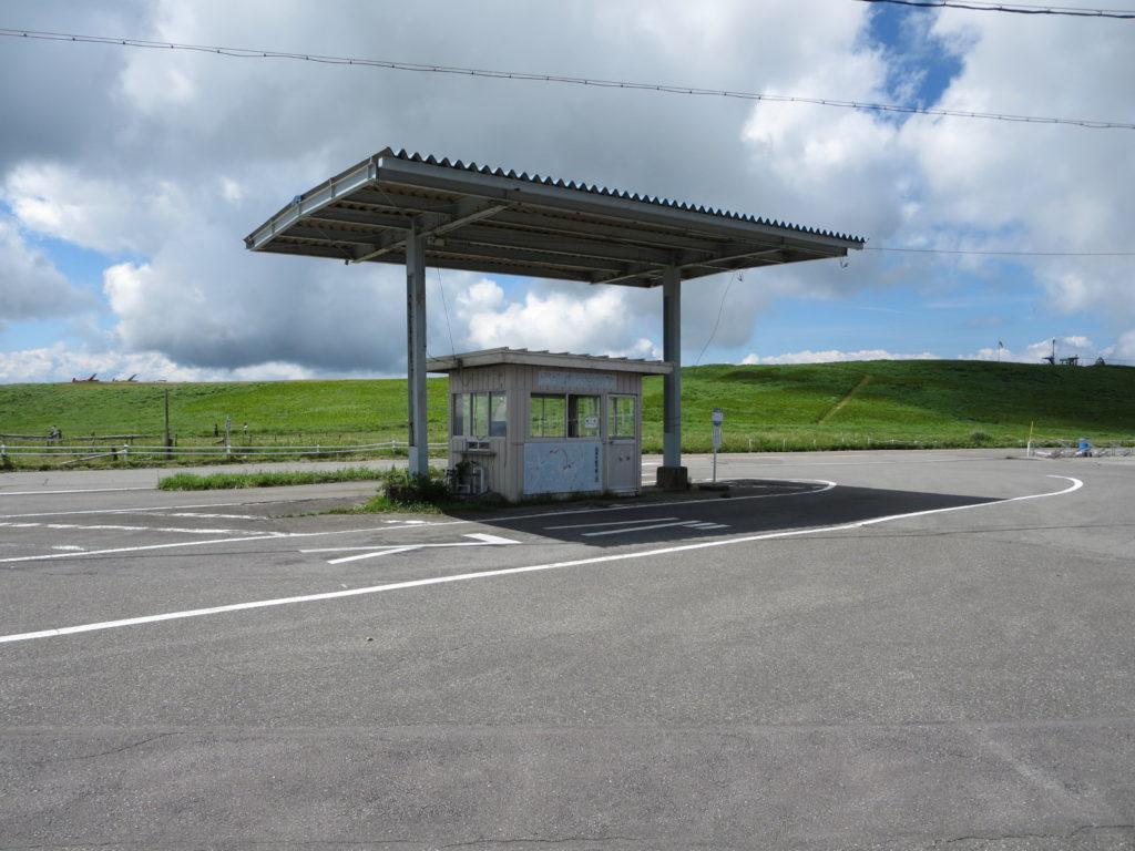 霧の駅 路線バス 停留所