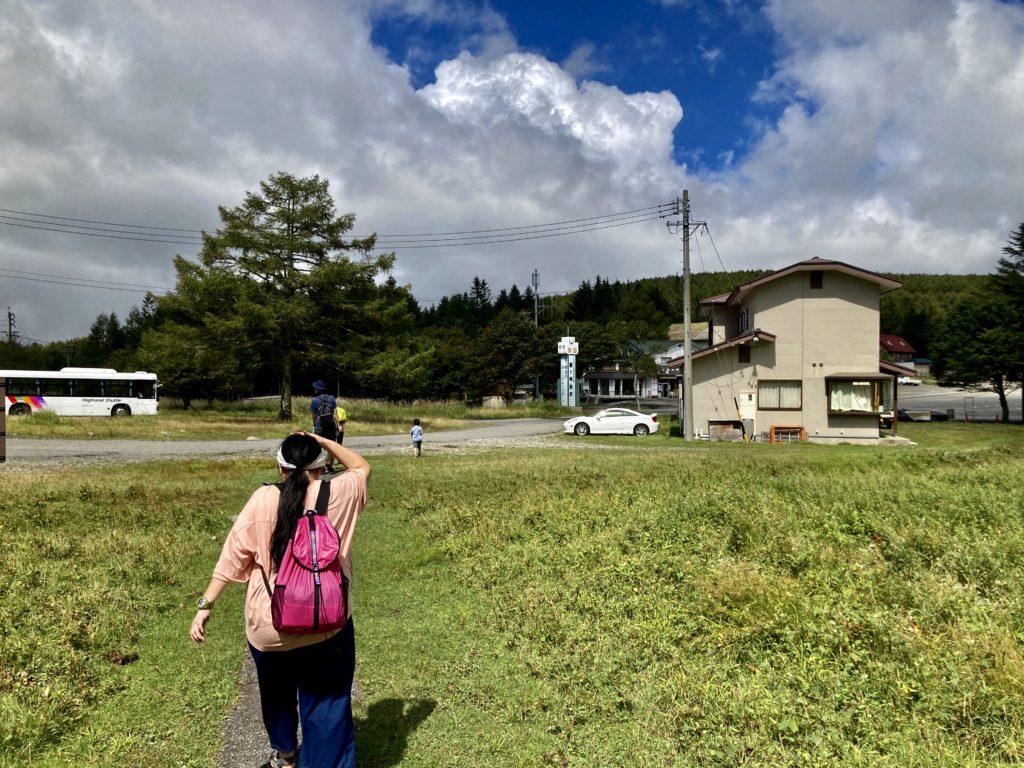 馬車くんと行く霧ヶ峰スキー場の車中泊&周辺散策