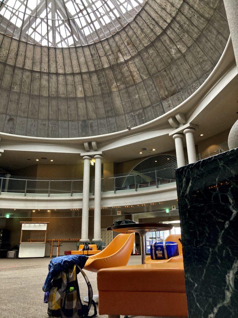 パルコール嬬恋リゾートホテルのドーム