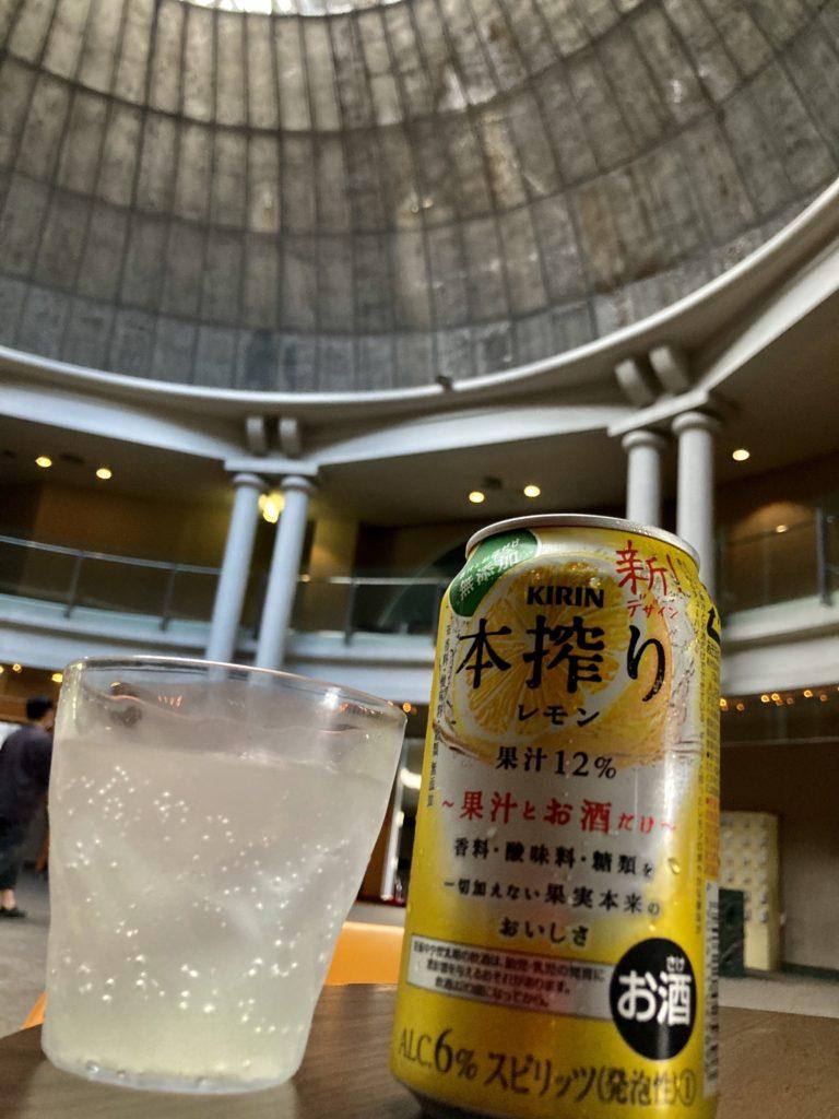 パルコール嬬恋リゾートホテルのドームで乾杯