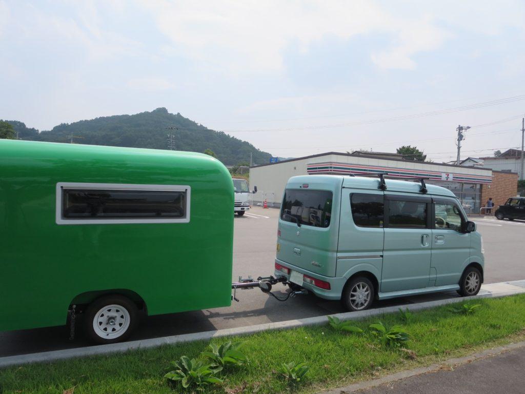 道の駅ビーナスライン蓼科湖と霧ヶ峰キャンプ場車中泊