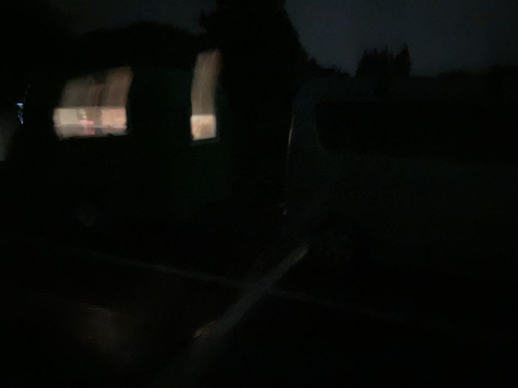 幌馬車くんと行く道の駅「ふじみ」車中泊