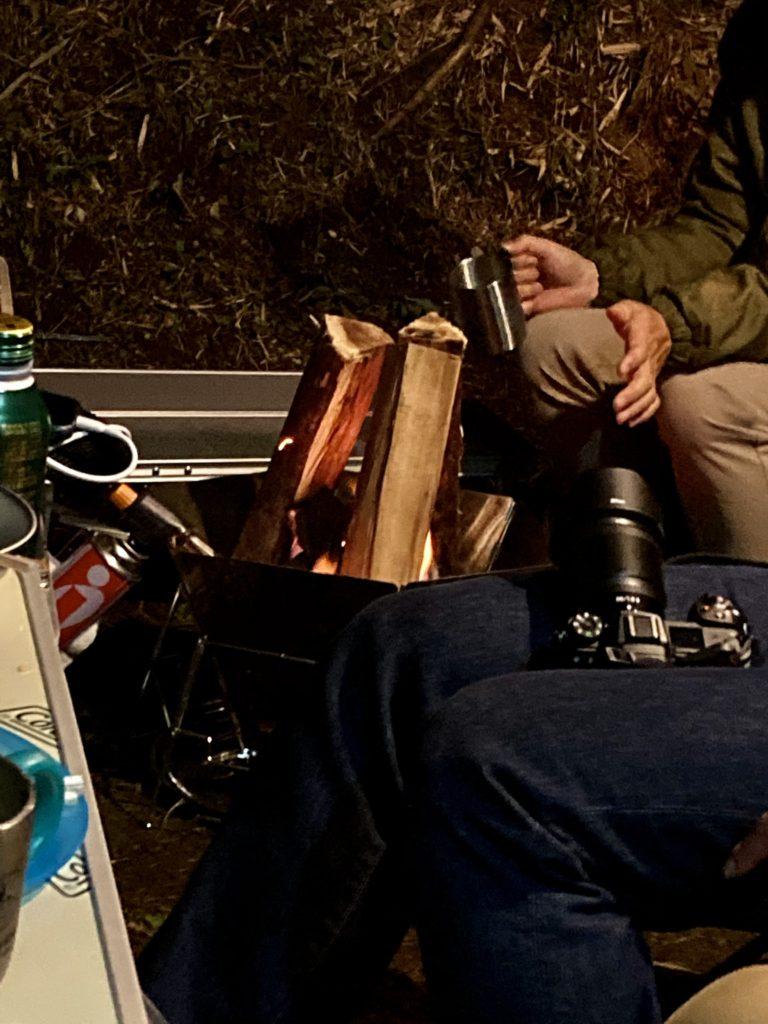 軽キャンピングトレーラーの幌馬車くんで行く観音山キャンプパークジョイナス