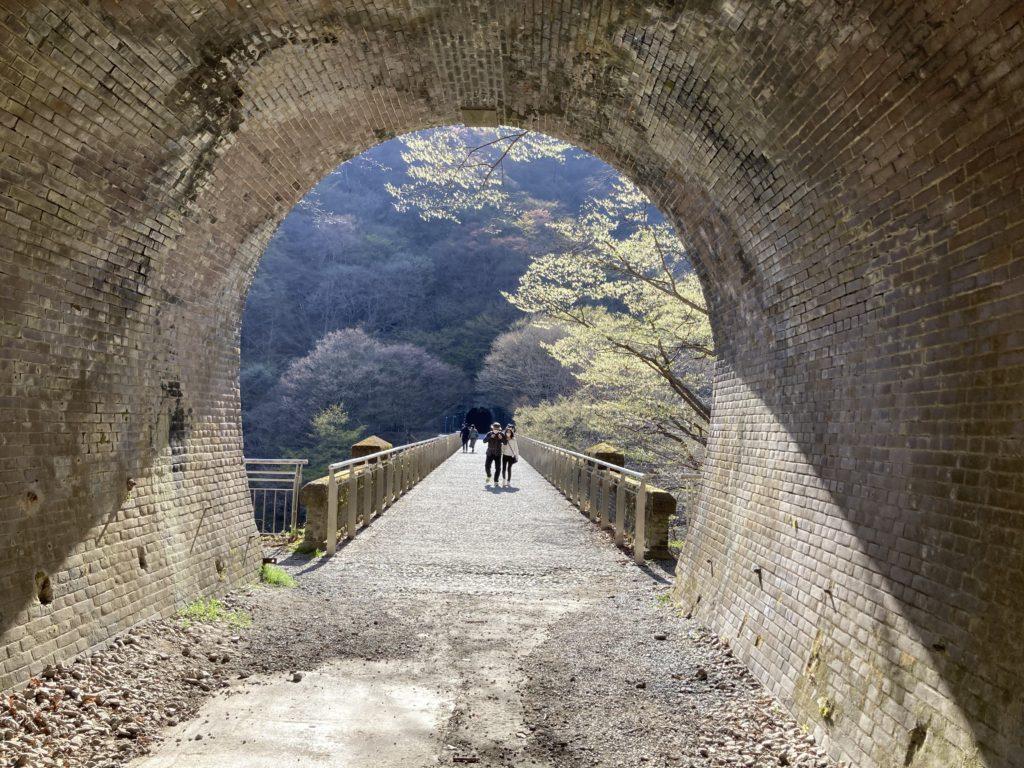 幌馬車くんで行く碓氷峠の森公園交流館「峠の湯」車中泊とアプトの道ハイキング