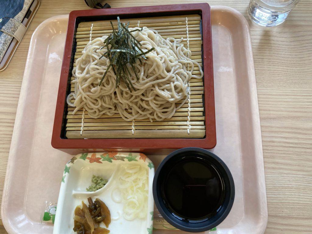 幌馬車くんで行く道の駅「みょうぎ」と妙義神社で道の駅の蕎麦