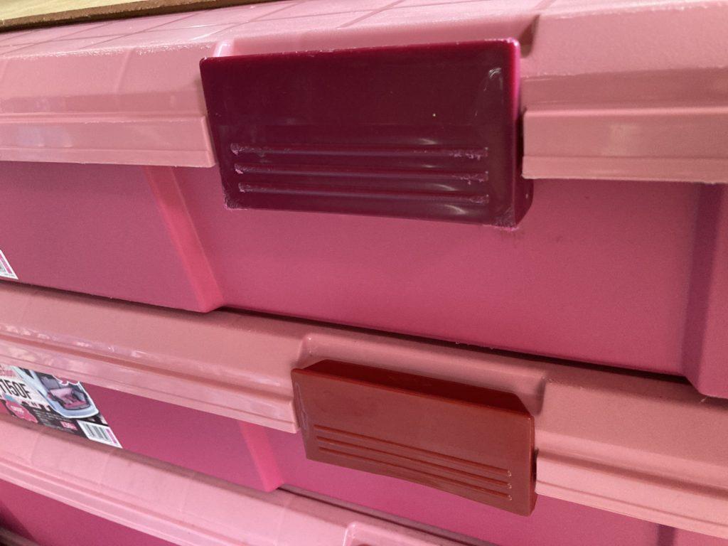 アイリスオーヤマRVBOXの1150F カシス