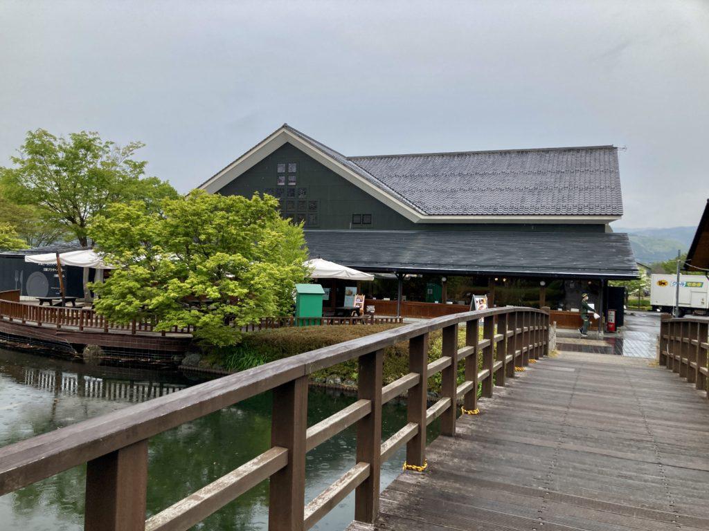 道の駅「川場田園プラザ」の川場ビールレストラン武尊へ