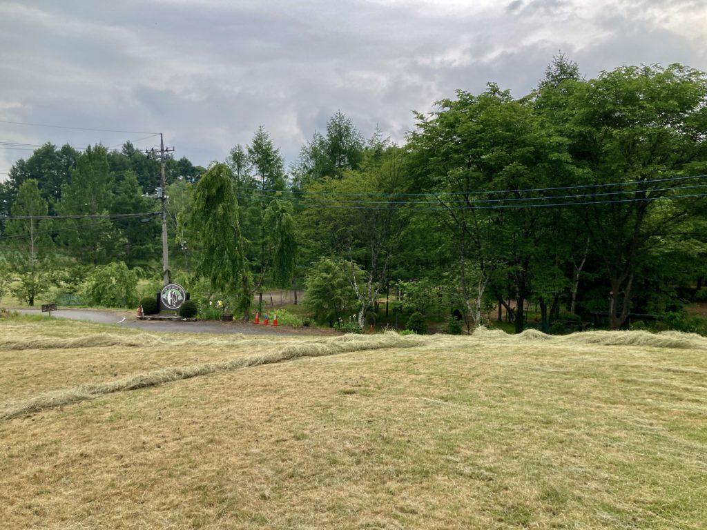 北軽井沢オートキャンプ場「きたかる」のそよ風サイト