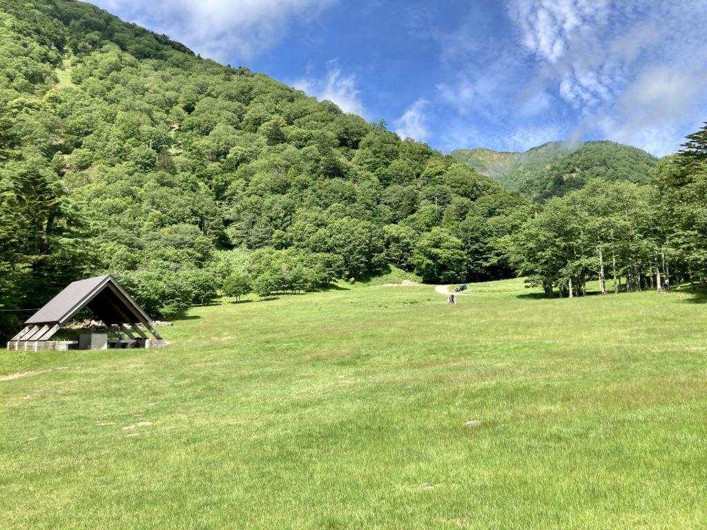 湯の湖 日光湯元キャンプ場の写真