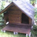 犬小屋の自作