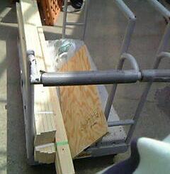 バーベキューテーブル木材