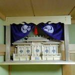 神棚用棚板の自作
